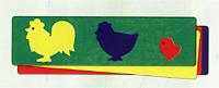 Птицы. Мягкая мозаика45332Мозаики и конструкторы настолько универсальны и практичны, что с ними можно играть практически везде. Для производства игрушек используется современный, легкий, эластичный, прочный материал, который обеспечивает большую долговечность игрушек, и главное –является абсолютно безопасным для детей. К тому же, благодаря особой структуре материала и свойству прилипать к мокрой поверхности, мягкие конструкторы и мозаики являются идеальной игрушкой для ванны. Способствует развитию у ребенка мелкой моторики, образного и логического мышления, наблюдательности. Производственная фирма `Тедико` зарекомендовала себя на рынке отечественных товаров как производитель высококачественных конструкторов и мозаик серии `Флексика`. Богатый ассортимент включает в себя игрушки для малышей и детей старшего возраста. Размер: 27 см х 7,5 см х 1 см. УВАЖАЕМЫЕ КЛИЕНТЫ! Обращаем ваше внимание на возможные изменения в дизайне, связанные с ассортиментом продукции: цвет...