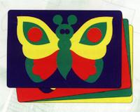 Бабочка. Мозаика45301Мозаики и конструкторы настолько универсальны и практичны, что с ними можно играть практически везде. Для производства игрушек используется современный, легкий, эластичный, прочный материал, который обеспечивает большую долговечность игрушек, и главное –является абсолютно безопасным для детей. К тому же, благодаря особой структуре материала и свойству прилипать к мокрой поверхности, мягкие конструкторы и мозаики являются идеальной игрушкой для ванны. Способствует развитию у ребенка мелкой моторики, образного и логического мышления, наблюдательности. Производственная фирма `Тедико` зарекомендовала себя на рынке отечественных товаров как производитель высококачественных конструкторов и мозаик серии `Флексика`. Богатый ассортимент включает в себя игрушки для малышей и детей старшего возраста.