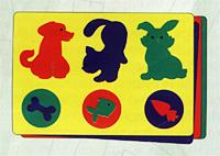 Животные в рамке. Мягкая мозаика45302Мозаики и конструкторы настолько универсальны и практичны, что с ними можно играть практически везде. Для производства игрушек используется современный, легкий, эластичный, прочный материал, который обеспечивает большую долговечность игрушек, и главное – является абсолютно безопасным для детей. К тому же, благодаря особой структуре материала и свойству прилипать к мокрой поверхности, мягкие конструкторы и мозаики являются идеальной игрушкой для ванны. Способствует развитию у ребенка мелкой моторики, образного и логического мышления, наблюдательности. Производственная фирма `Тедико` зарекомендовала себя на рынке отечественных товаров как производитель высококачественных конструкторов и мозаик серии `Флексика`. Богатый ассортимент включает в себя игрушки для малышей и детей старшего возраста. УВАЖАЕМЫЕ КЛИЕНТЫ! Обращаем ваше внимание на возможные изменения в дизайне, связанные с ассортиментом продукции: цвет изделия или отдельных деталей...