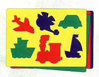 Транспорт. Мягкая мозаика45351Мозаики и конструкторы настолько универсальны и практичны, что с ними можно играть практически везде. Для производства игрушек используется современный, легкий, эластичный, прочный материал, который обеспечивает большую долговечность игрушек, и главное –является абсолютно безопасным для детей. К тому же, благодаря особой структуре материала и свойству прилипать к мокрой поверхности, мягкие конструкторы и мозаики являются идеальной игрушкой для ванны. Способствует развитию у ребенка мелкой моторики, образного и логического мышления, наблюдательности. Производственная фирма `Тедико` зарекомендовала себя на рынке отечественных товаров как производитель высококачественных конструкторов и мозаик серии `Флексика`. Богатый ассортимент включает в себя игрушки для малышей и детей старшего возраста.