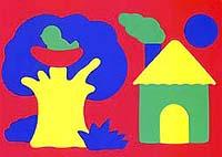 Фантазер Пазл для малышей Дом и дерево063551ДПазл для малышей Фантазер Дом и дерево выполнен из мягкого полимера, который дает юному конструктору новые удивительные возможности в игре: детали пазла гнутся, но не ломаются, их всегда можно состыковать. Пазл представляет собой рамку, в которой собирается картинка. Ваш ребенок может собирать пазл и в ванной. Элементы пазла можно намочить, благодаря чему они будут хорошо прилипать к стене в ванной комнате. Такой пазл развивает пространственное и логическое мышление, память и глазомер, знакомит с формами и цветом предмета в процессе игры.