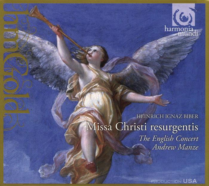 Andrew Manze. Biber. Missa Christi Resurgentis