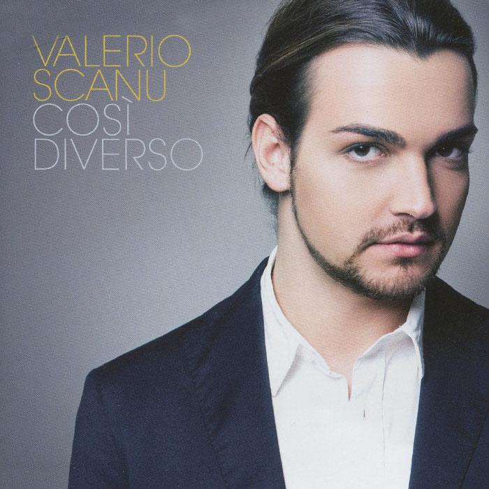 Valerio Scanu. Cosi Diverso