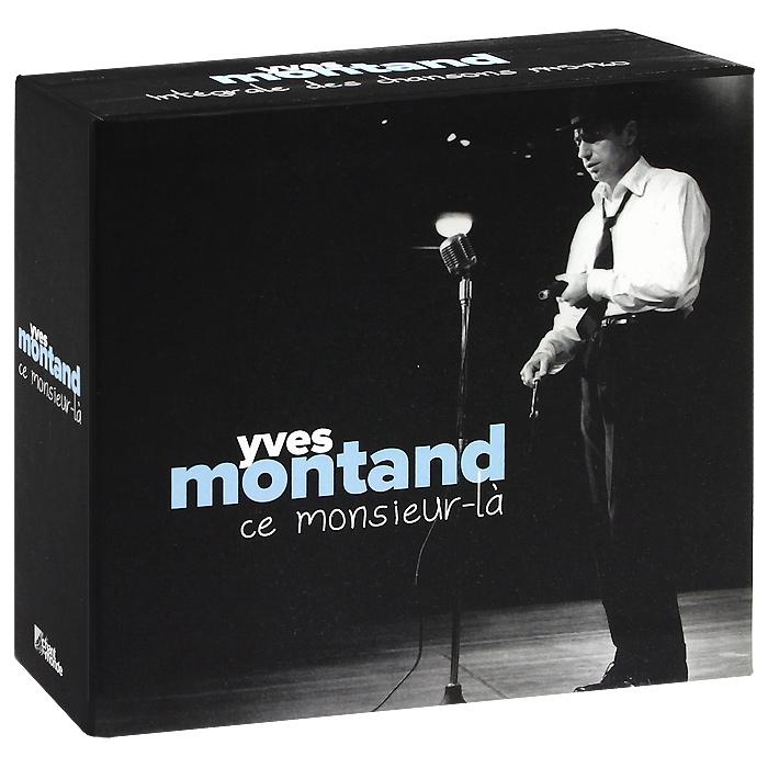 Yves Montand. Ce Monsieur-La (7 CD) 2012 7 Audio CD