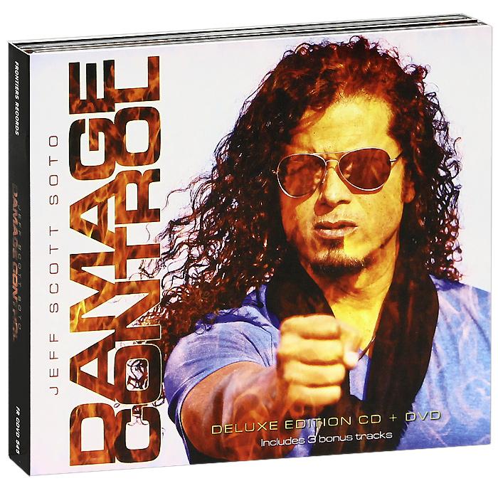 Jeff Scott Soto. Damage Control (CD + DVD)