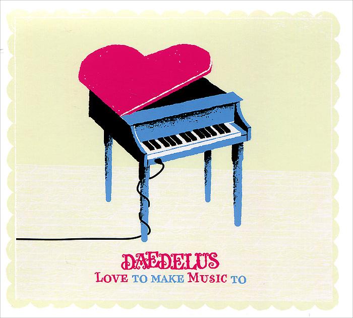 Daedelus. Love To Make Music To 2012 Audio CD