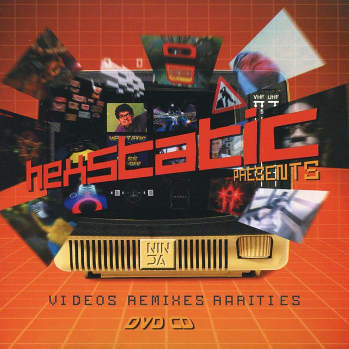 Hexstatic. Videos Remixes & Rarities (CD + DVD)