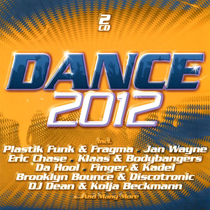 Dance 2012 (2 CD) 2 Audio CD