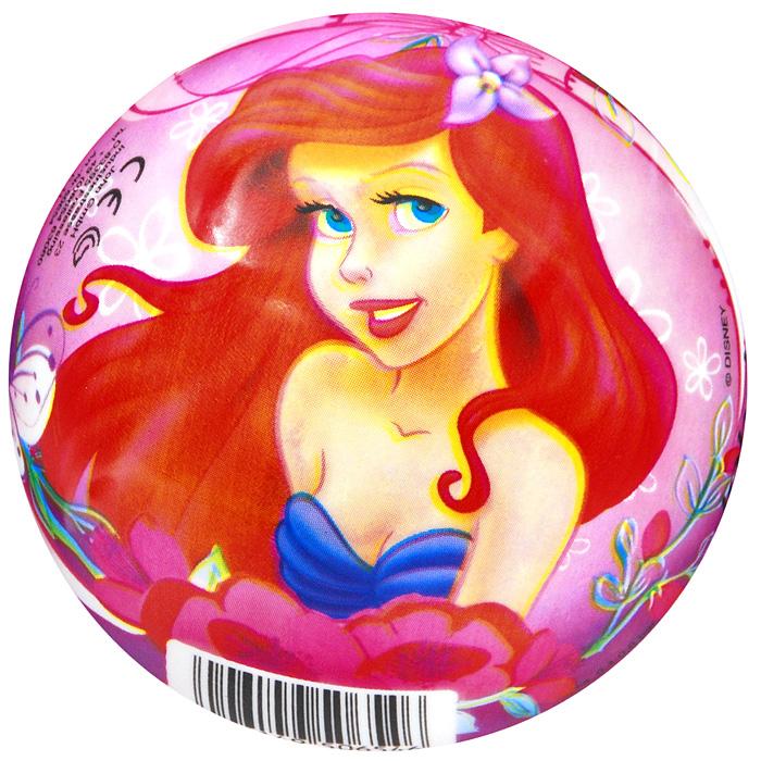 John мяч Принцессы, 10 см54654/50654Детский мяч Принцессы - яркая игрушка для детей любого возраста. Мяч оформлен красочными изображениями великолепных диснеевских принцесс. Яркий прыгучий компактный мяч Принцессы станет незаменимым спутником для всех любителей подвижных игр и активного отдыха. Игра в мяч развивает координацию движений, способствует физическому развитию ребенка.