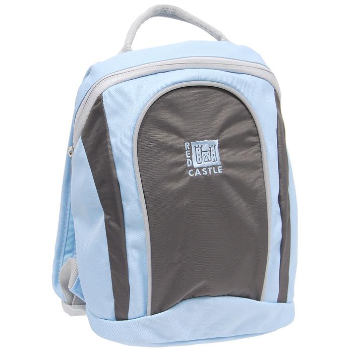 "FIRST BAG LT BLUE with walking rein (голубой) Red Castle Рюкзак  ""Red..."