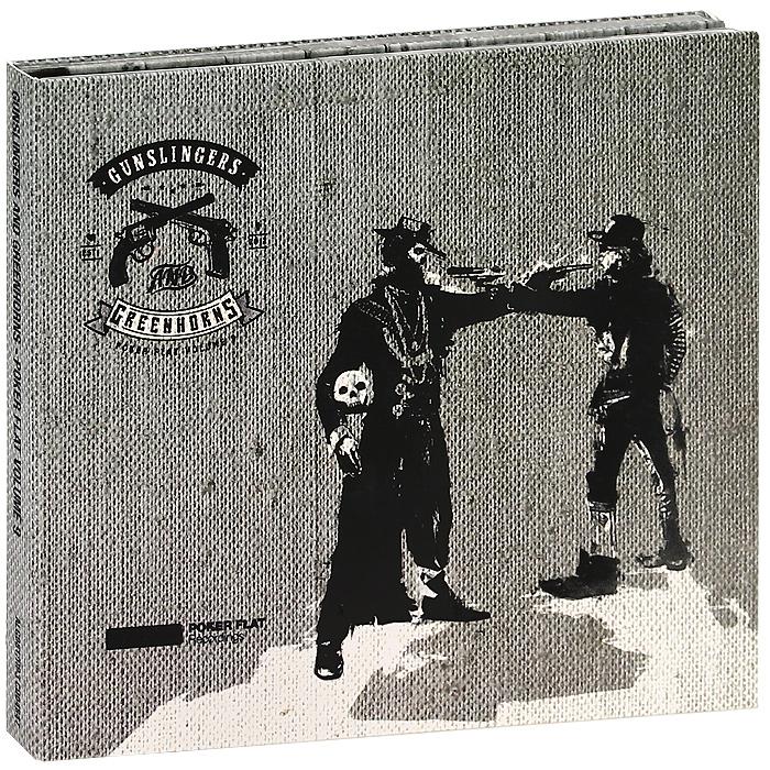 Gunslingers And Greenhorns. Poker Flat. Volume 9 (2 CD) 2 Audio CD