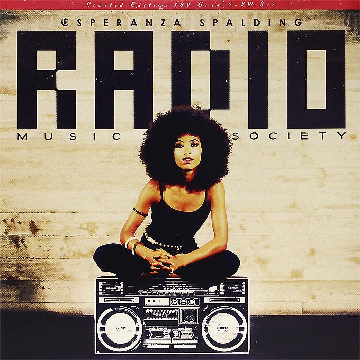 Esperanza Spalding. Radio Music Society (2 LP)