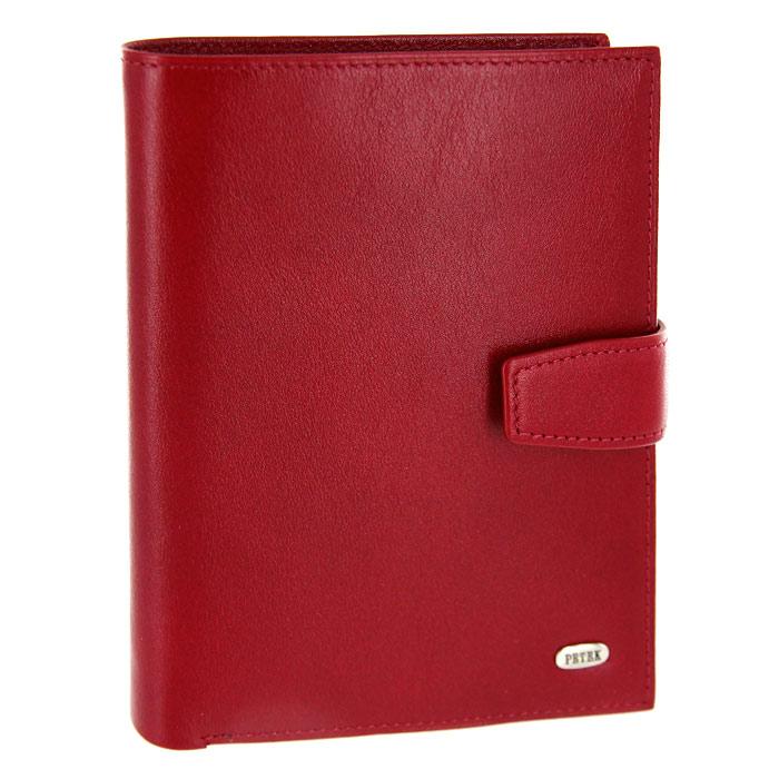 Обложка для паспорта и автодокументов Petek, цвет: красный. 596.4000.10621Обложка для паспорта и автодокументов Petek выполнена из натуральной кожи красного цвета. Внутри состоит из отделения для паспорта, шести отделений из прозрачного пластика для автодокументов и двух сетчатых карманов. Также есть отделение для купюр. Обложка закрывается небольшим хлястиком на кнопку. Обложка упакована в фирменную коробку с логотипом фирмы. Такая обложка станет замечательным подарком человеку, ценящему качественные и практичные вещи. Характеристики: Материал: натуральная кожа, текстиль. Цвет: красный. Размер обложки (в закрытом виде): 14 см x 10,5 см х 2 см. Размер упаковки: 15 см x 11,5 см x 2,5 см. Изготовитель: Турция. Артикул: 596.4000.10. Фирма PETEK была основана в 1855 году в Македонии, в городе Велес. Товары, выпускаемые под маркой PETEK, всегда отличаются высоким качеством. Все изделия выполнены из качественной кожи. Вы сможете найти все, что вам может понадобиться: начиная от футляра для ключей и...