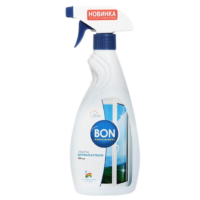 Средство Bon для мытья стекол, 500 млBN-154Средство Bon предназначено для мытья окон, зеркал, столешниц из стекла, кафельной плитки и любых других стеклянных поверхностей. Оно мгновенно удаляет загрязнения различного происхождения, придает стеклу сияющий блеск, препятствует образованию статического электричества, длительное время не позволяет пыли оседать на предметы. Быстро высыхает, не оставляя пятен, потеков и радужных разводов. Эргономичный флакон оснащен высоконадежным курковым распылителем, позволяющим легко и экономично наносить средство на загрязненную поверхность. Характеристики: Объем: 500 мл. Изготовитель: Чехия. Артикул: BN-154. Товар сертифицирован.