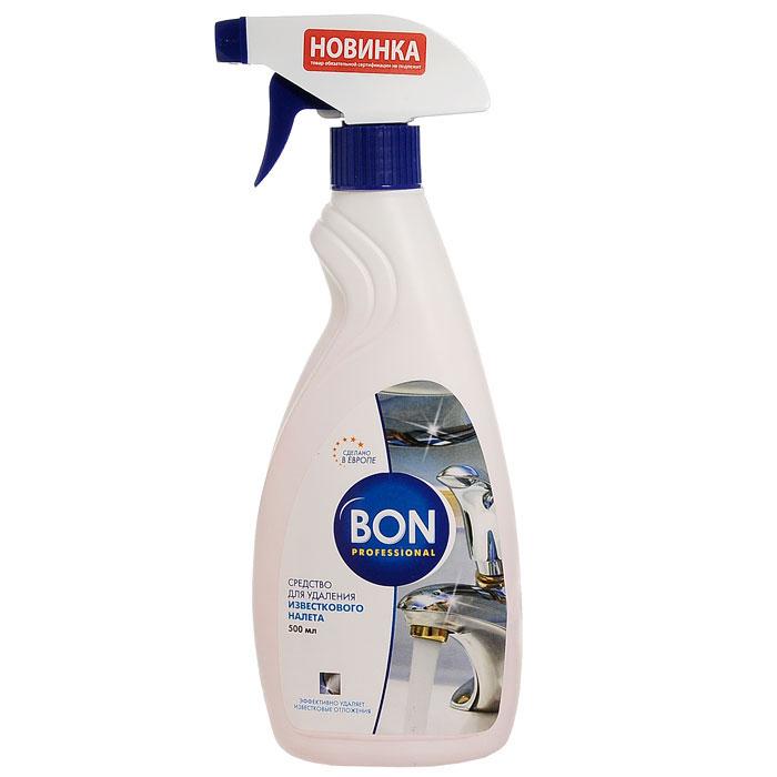 Средство для удаления известкового налета Bon, 500 млBN-152Высокоэффективное чистящее средство для удаления известкового налета с поверхностей в ванной комнате и на кухне. Легко растворяет известковые отложения на металлической фурнитуре и аксессуарах из нержавеющей стали, избавляет от налета на эмалированных, керамических, стеклянных поверхностях. Борется с любыми сильными загрязнениями, в том числе со следами мыла и жира, въевшимися пятнами ржавчины. Оказывает дезинфицирующее действие, предотвращает размножение микроорганизмов. Придает зеркальный блеск поверхностям из нержавеющей стали, хрома, различных сплавов. Деликатно относится к поверхности, не оставляет разводов и повреждений Обладает приятным запахом. Не токсично. Эргономичный флакон оснащен высоконадежным курковым распылителем, позволяющим легко и экономично наносить средство на загрязненную поверхность. Характеристики: Объем: 500 мл. Изготовитель: Чехия. Артикул: BN-152.