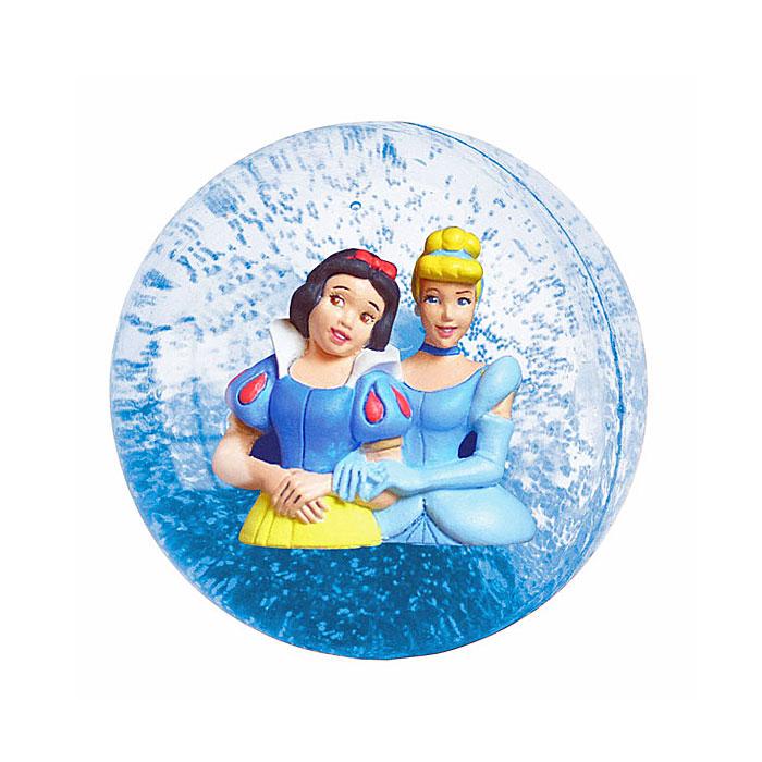 John мяч 3D Принцессы52335Мяч 3D Принцессы привлечет внимание вашего малыша и порадует его пружинистыми скачками. Мячик-попрыгунчик - игрушка, проверенная временем. Только со временем он стал еще и очень красивым. Внутри прозрачного мячика расположены фигурки Белоснежки и Золушки. Такой мячик прекрасно подходит для всевозможных подвижных игр и развивает координацию движений, глазомер и внимание ребенка.