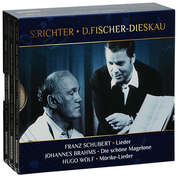Издания содержат буклеты с текстами произведений на немецком языке. Диски упакованы в Jewel Case и вложены в картонную коробку.