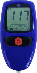 Портативный экспресс-анализатор параметров крови «БлюКэйр»