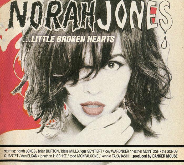 Norah Jones. Little Broken Hearts