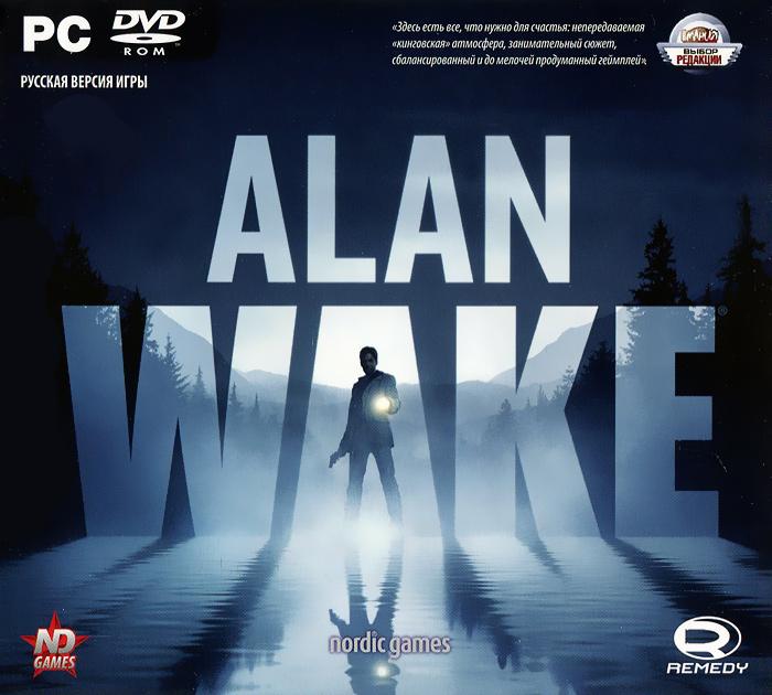 Alan WakeПсихологический триллер Alan Wake, созданный авторами дилогии Max Payne, погружает игрока в мир, где оживают самые жуткие кошмары и потаенные страхи. Неожиданные повороты сюжета поджидают на каждом шагу - игра захватывает и держит в напряжении с первого до последнего кадра. Главный герой игры - писатель Алан Уэйк, признанный мастер триллеров, переживает творческий кризис. В поисках вдохновения он отправляется вместе с невестой в тихий городок Брайт Фолс. Однако там возлюбленная Алана таинственным образом исчезает, и начинается череда леденящих кровь кошмаров. Реальность и фантазии перемешались, и чтобы выжить, Алану придется использовать все доступные средства. А самым могущественным его союзником в борьбе с тьмой становится свет. Особенности игры: Настоящий психологический триллер. Захватывающая история Алана Уэйка рассказана в лучших традициях кинематографа: гнетущая атмосфера, шокирующие повороты сюжета, яркие персонажи - будет...