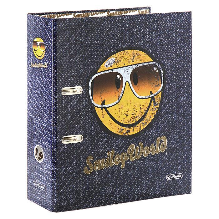 """Папка-регистратор Herlitz """"Smiley World"""""""