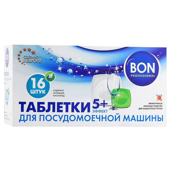Таблетки для посудомоечной машины Bon, 16 штBN-171Многофункциональные таблетки для посудомоечных машин всех марок и типов. Активный кислород идеально отмывает с посуды любые загрязнения, удаляет пригоревшие кусочки пищи, без следа растворяет засохшую грязь. Энзимы прекрасно расщепляют жир, крахмалы. Высокоэффективный состав таблеток защищает стекло и хрусталь от пятен и потеков, придает блеск изделиям из нержавеющей стали и серебра. Таблетки. Смягчают воду, предотвращают образование накипи на деталях посудомоечной машины, продлевая тем самым срок ее службы. Средство способствует быстрой сушке посуды без разводов, предотвращает появление известкового налета, потеков и помутнений. Полностью смывается. Таблетки экономичны: при половинной загрузке посудомоечной машины хватает 1/2 таблетки. Характеристики: Количество таблеток: 16 шт. Производитель: Германия. Артикул: BN-171.