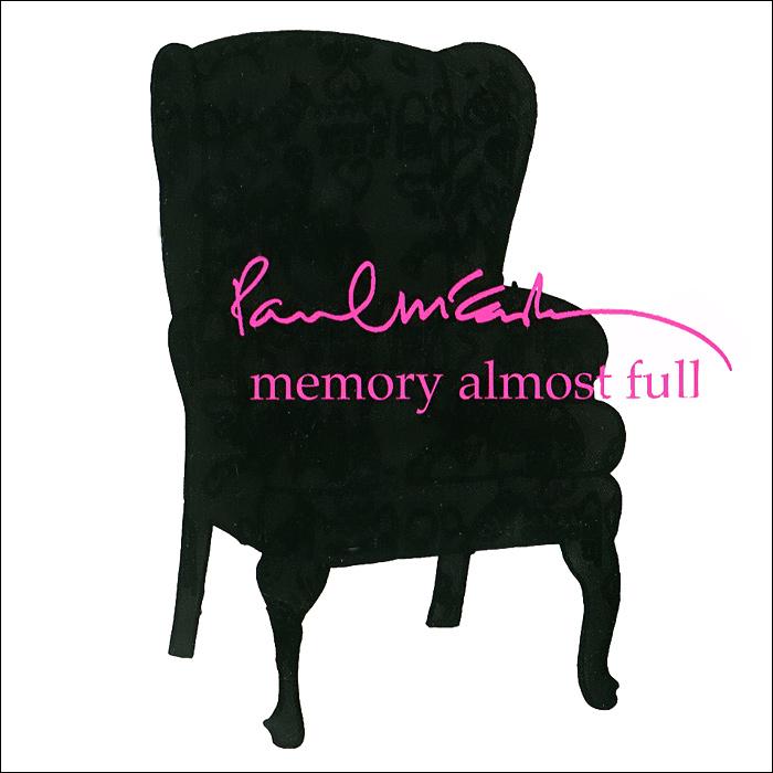 Paul McCartney. Memory Almost Full