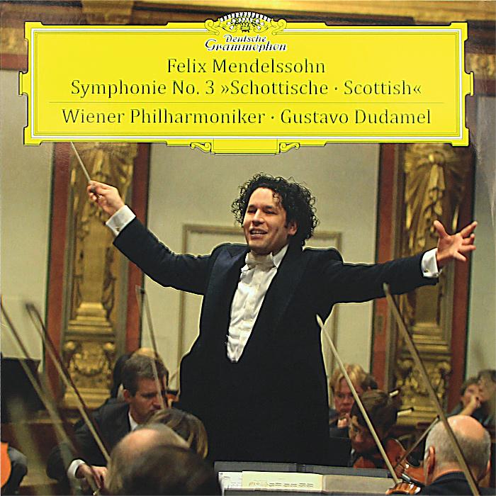 Gustavo Dudamel. Mendelssohn. Symphony No.3, Op.56