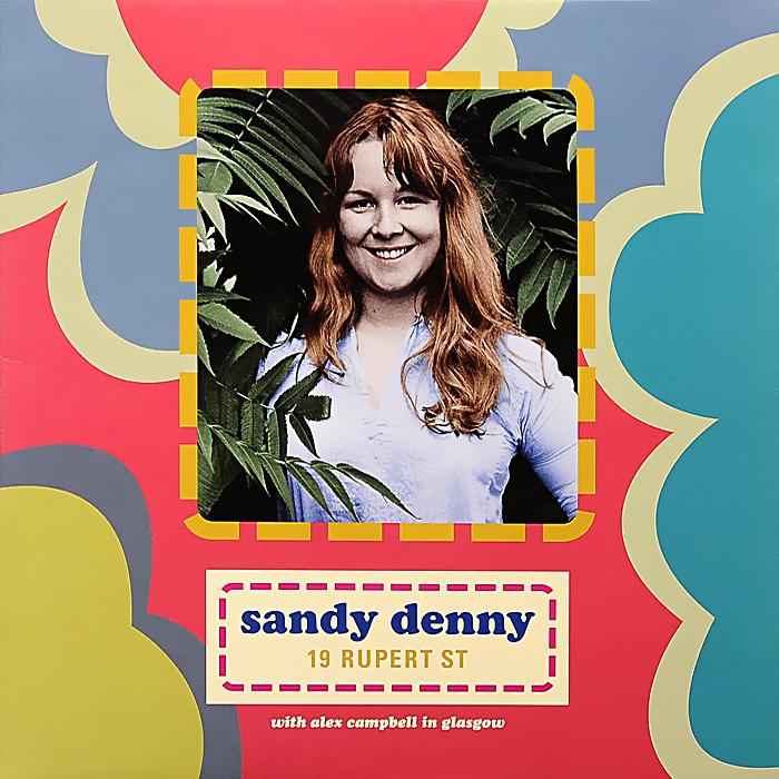 Sandy Denny. 19 Rupert St (LP)