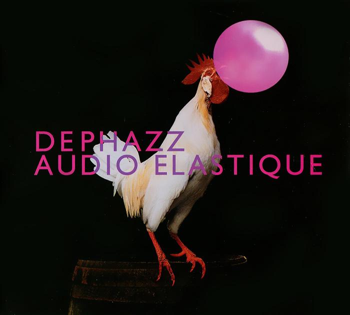 De Phazz. Audio Elastique 2012 Audio CD