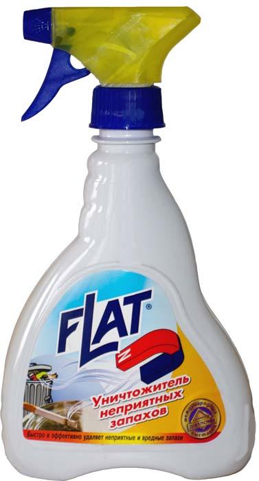 Уничтожитель неприятных запахов Flat, 480 г4600296001277Уникальное средство не просто перебивает запахи, а устраняет их химическим связыванием. Высокоэффективный компонент в составе средства захватывает молекулы неприятного запаха, преобразовывает их в кристаллический осадок, предотвращая распространение запаха. Благодаря такому механизму действия, уничтожитель неприятного запахов, в отличии от аэрозолей, безопасен для людей, животных и окружающей среды. Средство предназначено для применение в жилых и нежилых помещениях и на различных поверхностях: в туалетных комнатах, кухнях, для удаления табачного дыма, для устранения запахов с одежды, обуви, мебели, ковров. Не содержит ароматической композиции, поэтому после его применения не остается никаких запахов.