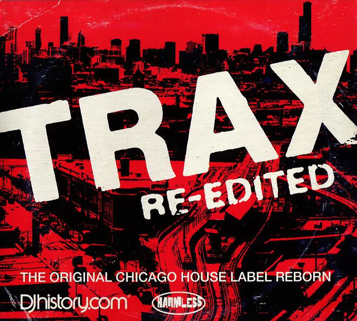 Trax Re-Edited (2 CD) 2012 2 Audio CD