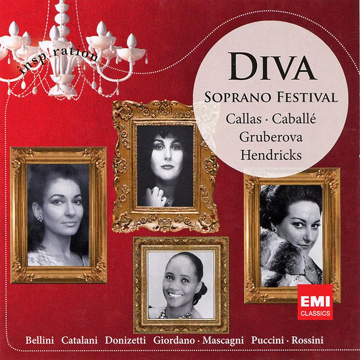 Zakazat.ru: Diva. Soprano Festival