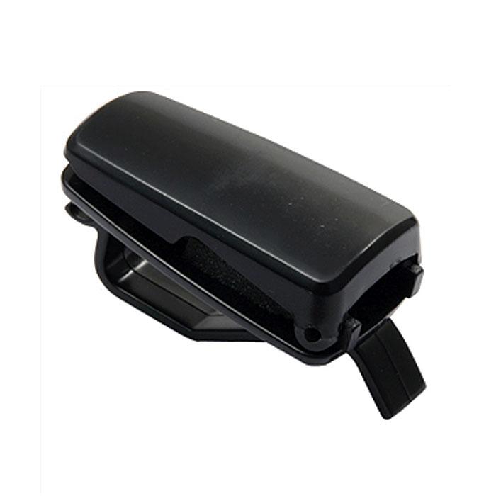 Держатель-клипса автомобильный Koto для очковCKP-139Автомобильный держатель-клипса Koto подходит для очков, визитных карточек и ручек. Легко крепится на солнцезащитный козырек. Характеристики: Материал: пластик. Размер держателя (без учета клипсы): 6 см х 3 см х 1,5 см. Производитель: Китай. Артикул: CKP-139.