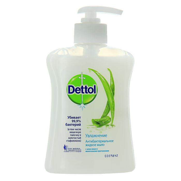 Жидкое мыло Dettol
