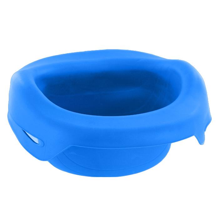 Силиконовая вставка в дорожный горшок Potette Plus 2в12732 (1732RL-BLUE-KT 27)Силиконовая вставка Potette Plus представляет собой многоразовую вставку для использования в горшках Polette Plus не только в дороге, но и дома, в качестве обычного горшка. Силиконовая вставка просто устанавливается внутрь горшка, имеет антискользящую поверхность и легко моется. Силиконовая вставка Potette Plus помогает приучить ребенка к туалету.