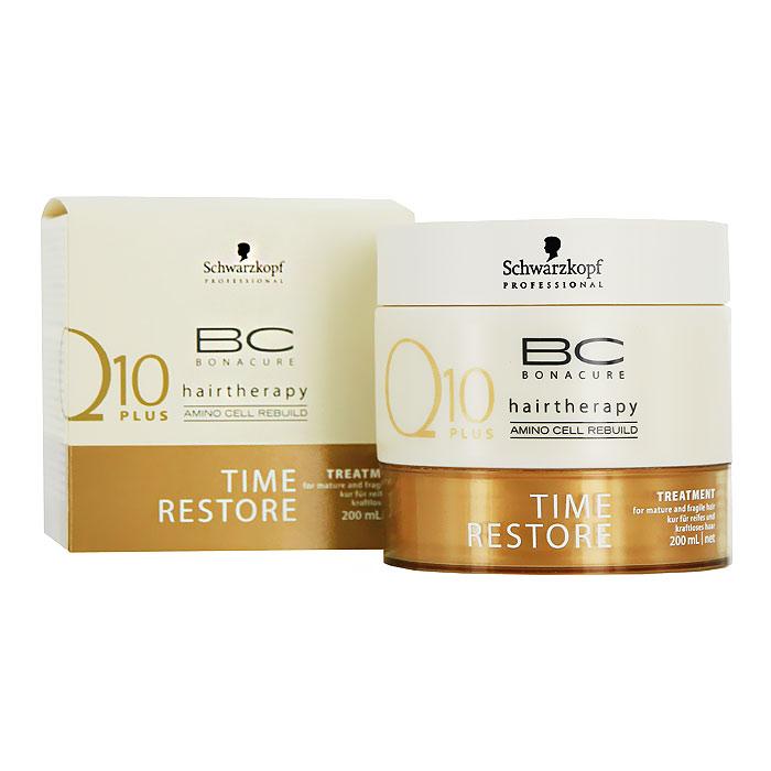 Bonacure BC ����� ��� ����� Time Restore. Q10 Plus, ������������, 200 �� - Bonacure099-1800721/238����� ��� ����� Schwarzkopf & Henkel Time Restore. Q10 Plus - ������� �����������, ����������� � ��������� ����-�����. �������� ������ � ������� ������, �������� �� ������� �����, ����� �������� � ���������� ��������. ����������� ������� ��������, ��������� � ��������. ����� ������ ����������� ������� � �������. ���������� : �������� ����� �� ������, ����������� ������ ���������� �� ���� ����� �����. ��������� 5-10 �����, ����� ������.