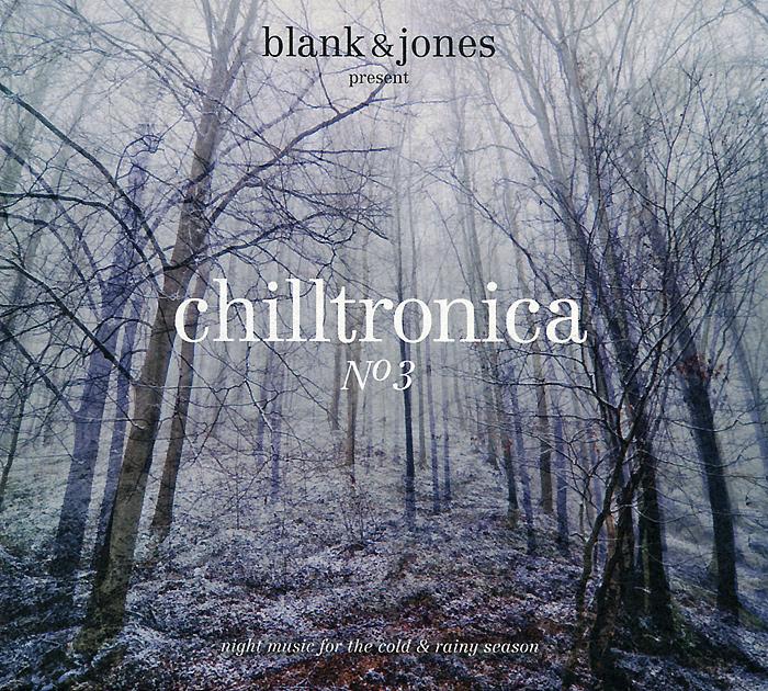 Chilltronica No.3 2012 Audio CD