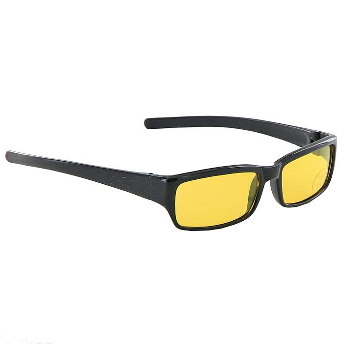 Солнцезащитные очки Pro Vision, универсальные, цвет: черный. DC220064YDC220064YСолнцезащитные поляризационные очки Pro Vision - универсальны и уникальны, они подходят как для вождения автомобиля, так и для туризма, рыбалки, спорта и активного образа жизни. Основные особенности очков Pro Vision: Не пропускают ультрафиолетовое излучение, которое крайне вредно для глаз; Способствуют улучшению цветоразличения даже в неспокойную погоду; Повышают контрастность зрения. Надев эти очки, вы сможете четко видеть пространство впереди себя. Оправа очков легкая и не создает никакого дискомфорта. Цвет линз - желтый, оправа - черная.