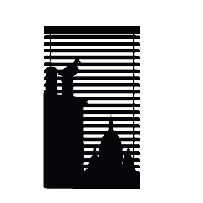 Стикер Paristic Ноктюрн № 4, 43 х 26 см40981Добавьте оригинальность вашему интерьеру с помощью необычного стикера Ноктюрн. Изображение на стикере имитирует окно, закрытое жалюзи, за которым видны силуэты домов Парижа. Необыкновенный всплеск эмоций в дизайнерском решении создаст утонченную и изысканную атмосферу не только спальни, гостиной или детской комнаты, но и даже офиса. Стикер выполнен из матового винила - тонкого эластичного материала, который хорошо прилегает к любым гладким и чистым поверхностям, легко моется и держится до семи лет, не оставляя следов. Сегодня виниловые наклейки пользуются большой популярностью среди декораторов по всему миру, а на российском рынке товаров для декорирования интерьеров - являются новинкой.
