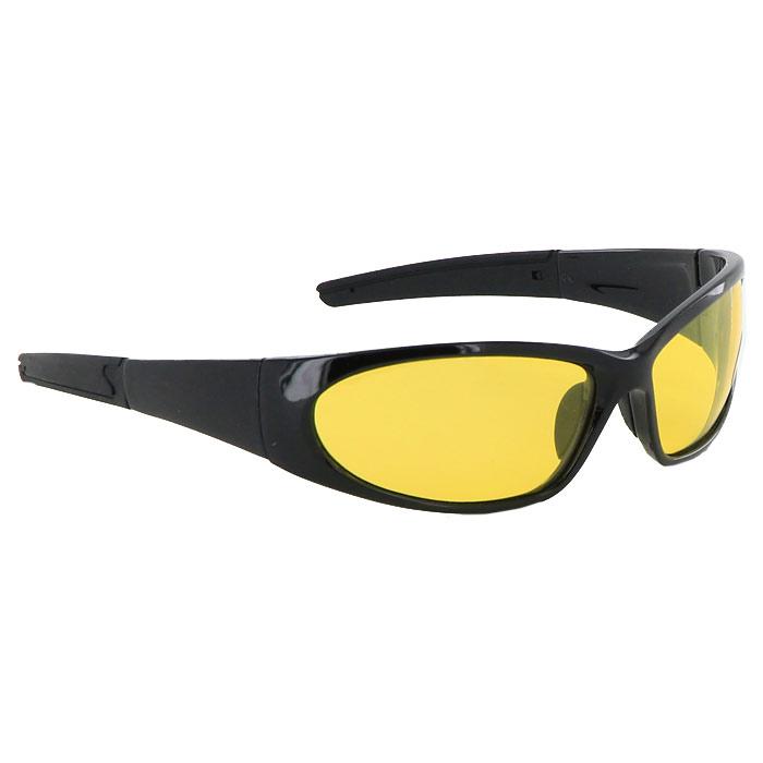 Солнцезащитные очки Pro Vision, универсальные, цвет: черный. DC100219YDC100219YСолнцезащитные поляризационные очки Pro Vision - универсальны и уникальны, они подходят как для вождения автомобиля, так и для туризма, рыбалки, спорта и активного образа жизни. Основные особенности очков Pro Vision: Не пропускают ультрафиолетовое излучение, которое крайне вредно для глаз; Способствуют улучшению цветоразличения даже в неспокойную погоду; Повышают контрастность зрения. Надев эти очки, вы сможете четко видеть пространство впереди себя. Оправа очков легкая и не создает никакого дискомфорта. Цвет линз - желтый, оправа - черная.