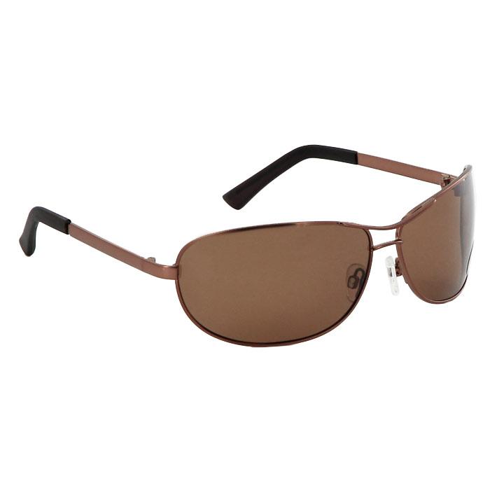 Солнцезащитные очки Pro Vision, универсальные, цвет: коричневый. DC60450BDC60450BСолнцезащитные поляризационные очки Pro Vision - универсальны и уникальны, они подходят как для вождения автомобиля, так и для туризма, рыбалки, спорта и активного образа жизни. Основные особенности очков Pro Vision: Не пропускают ультрафиолетовое излучение, которое крайне вредно для глаз; Способствуют улучшению цветоразличения даже в неспокойную погоду; Повышают контрастность зрения. Надев эти очки, вы сможете четко видеть пространство впереди себя. Оправа очков легкая и не создает никакого дискомфорта. Цвет линз - коричневый, оправа - коричневая.