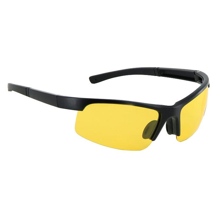 Солнцезащитные очки Pro Vision, универсальные, цвет: черный. DC100176YDC100176YСолнцезащитные поляризационные очки Pro Vision - универсальны и уникальны, они подходят как для вождения автомобиля, так и для туризма, рыбалки, спорта и активного образа жизни. Основные особенности очков Pro Vision: Не пропускают ультрафиолетовое излучение, которое крайне вредно для глаз; Способствуют улучшению цветоразличения даже в неспокойную погоду; Повышают контрастность зрения. Надев эти очки, вы сможете четко видеть пространство впереди себя. Оправа очков легкая и не создает никакого дискомфорта. Цвет линз - желтый, оправа - черная.