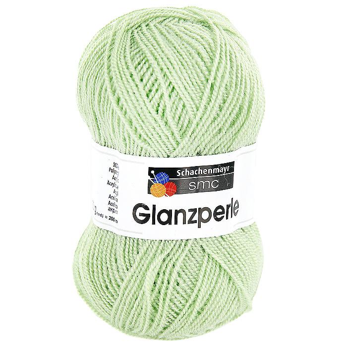 Пряжа для вязания Glanzperle, цвет: фисташковый (01440)9801241 - 01440Пряжа для вязания Glanzperle изготовлена из акрила. Акрил является синтетическим волокном, по многим свойствам близким к шерсти. Пряжа Glanzperle соединяет в себе лучшие качества - она мягкая, теплая, пушистая, и в то же время очень прочная. Изделия из этой пряжи устойчивы к образованию катышков, хорошо держат форму, не садятся и не растягиваются, а также они не подвержены поеданию молью.