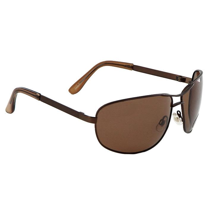 Солнцезащитные очки Pro Vision, универсальные, цвет: коричневый. DC60449BDC60449BСолнцезащитные поляризационные очки Pro Vision - универсальны и уникальны, они подходят как для вождения автомобиля, так и для туризма, рыбалки, спорта и активного образа жизни. Основные особенности очков Pro Vision: Не пропускают ультрафиолетовое излучение, которое крайне вредно для глаз; Способствуют улучшению цветоразличения даже в неспокойную погоду; Повышают контрастность зрения. Надев эти очки, вы сможете четко видеть пространство впереди себя. Оправа очков легкая и не создает никакого дискомфорта. Цвет линз - коричневый, оправа - коричневая.