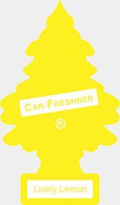 Освежитель Car-Freshner Елочка. Живой лимонU1P-10313-RUSSОригинальный ароматизатор Car-Freshner Елочка. Живой лимон, выполненный из картона в форме елочки, эффективно длительное время борется с посторонними запахами и наполняет воздух приятным ароматом лимона. Повесьте ароматизатор в любом удобном месте - в салоне автомобиля, дома или в офисе - и получайте удовольствие! Характеристики: Материал: картон, ароматическая отдушка. Размер упаковки: 11,8 см х 7 см х 0,2 см. Производитель: Россия.