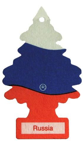 Освежитель Car-Freshner Елочка. Российский флагU1P-19974-RUSSОсвежитель Car-Freshner Елочка. Российский флаг эффективно нейтрализует посторонние запахи и наполняет воздух приятным насыщенным ароматом. Подвесьте освежитель за шнурок в любом удобном месте - в салоне автомобиля, дома или в офисе - и получайте удовольствие!