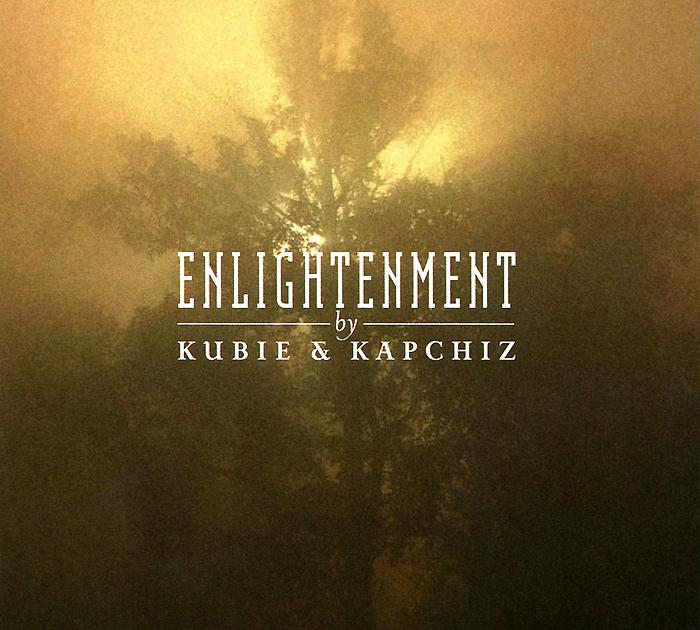 Enlightenment By Kubie & Kapchiz 2012 Audio CD