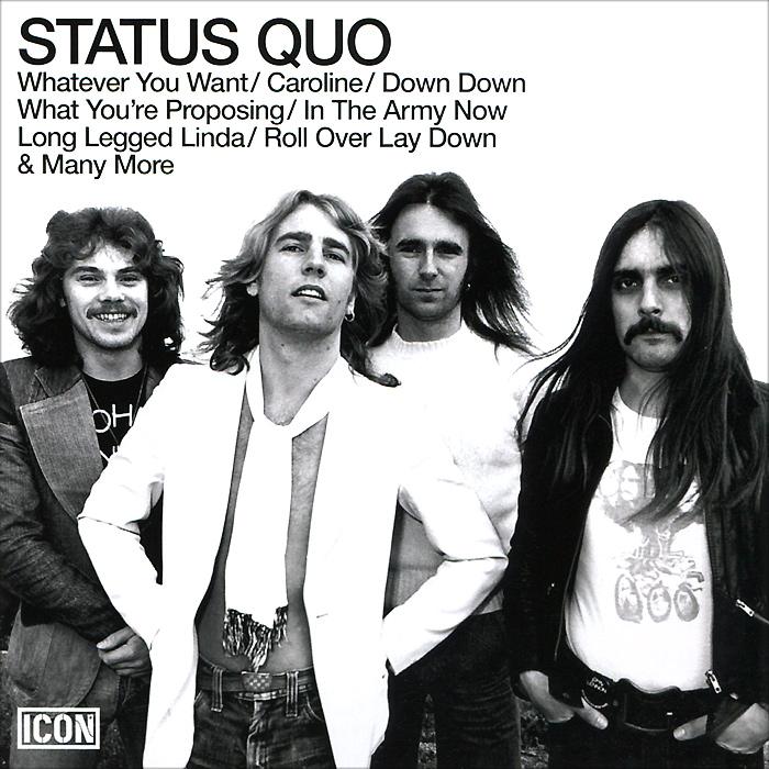 Status Quo. Icon