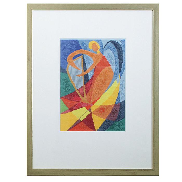 Набор для вышивания Музыкальный ангел (графика), 20 х 26 см2508Набор для вышивания Acufactum Музыкальный ангел (графика) содержит в комплекте 12-ниточный лен, однониточное матовое мулине (крученый хлопок), цветная символьная схема и идеи, как применить готовую вышивку, от самой Ute Menze! Инструкция: работа в технике счетный крест в одну нить. Наборы для вышивания Acufactum не производятся в промышленных масштабах, что говорит об их эксклюзивности. Оригинальные сюжеты Ute Menze с проработанной схемой доставят Вам массу удовольствия во время творчества. А готовые работы не останутся не замеченными Вашими друзьями! Acufactum - это синоним восхитительного стиля!